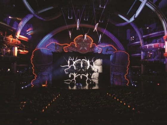 Cirque Du Soleil Ariel Bal-Iris
