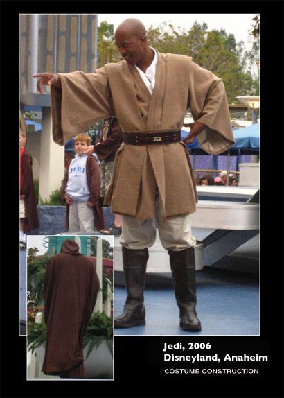 Disneyland Jedi