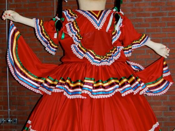 Disneyland Puppet Mexican
