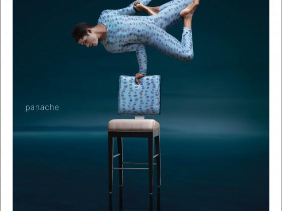 Gasser Chair Ad Blue Print