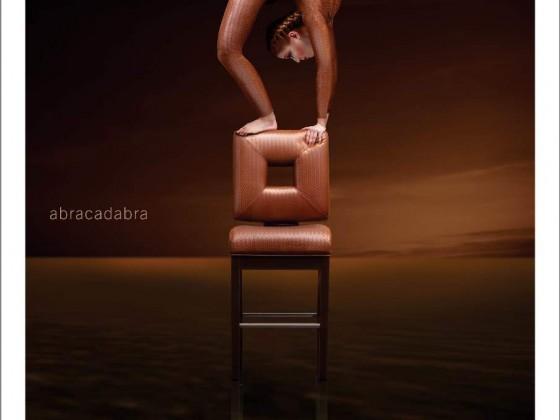 Gasser Chair Ad Bronze