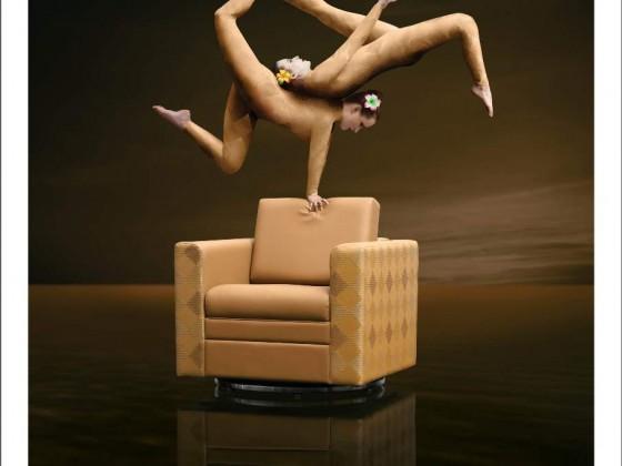 Gasser Chair Ad Tan