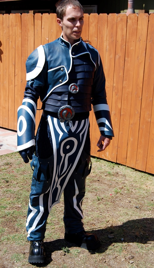 Jace Leather Costume