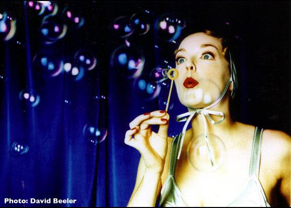 Jenni Bubbles Beeler