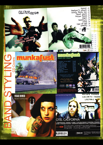 Music CD Covers