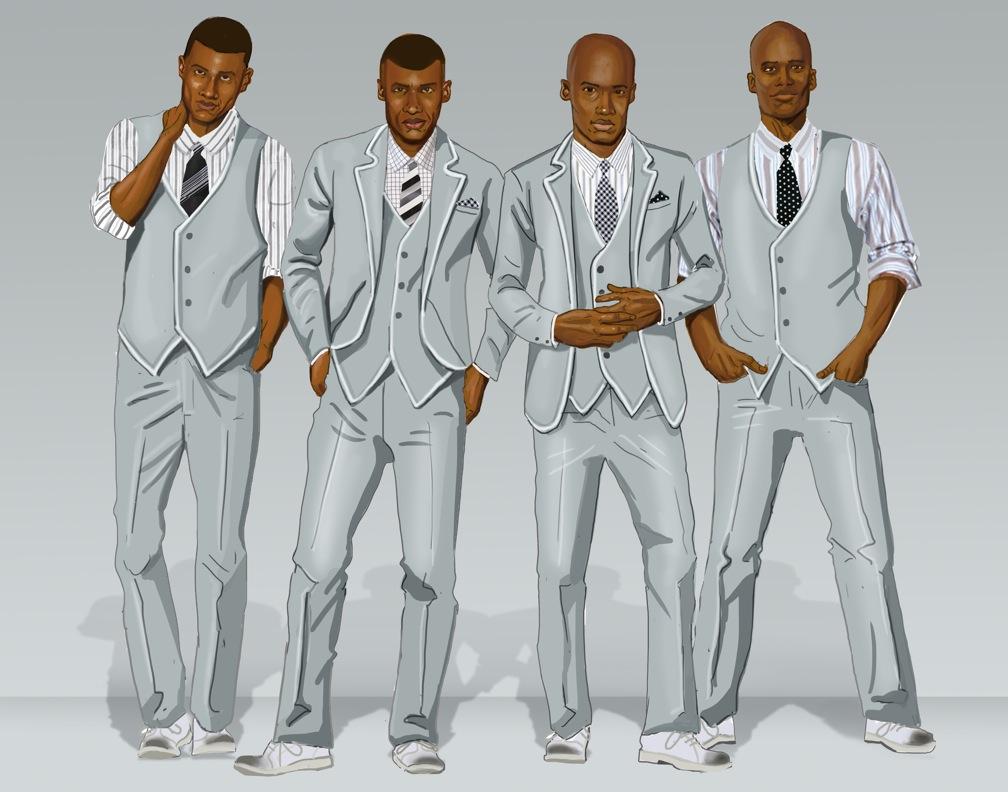 Universal Studios Japan R&B Band