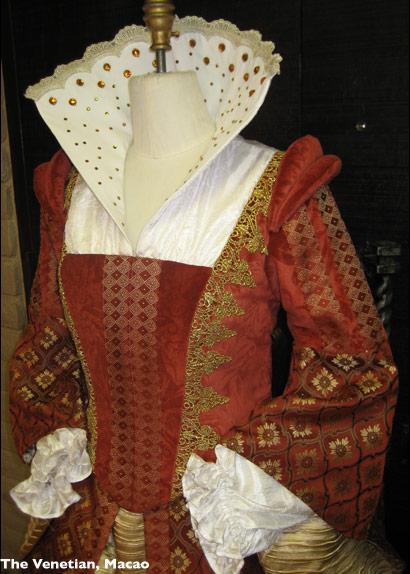 Venetian Collar