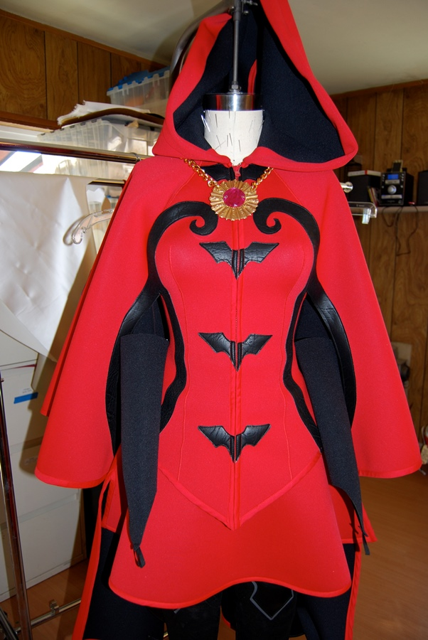 Video Game Character Red