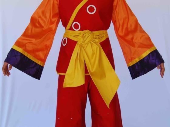 Lotte World Chinese Combat