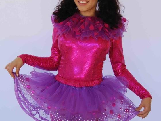 Lotte World Mirror Ball Girl
